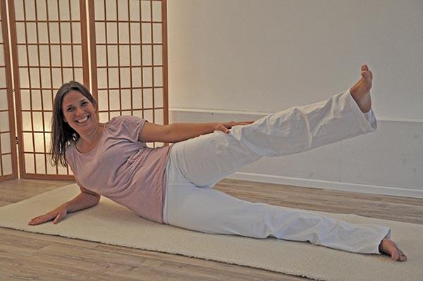 Anke Follmer, Tonantzin Yoga & Massage, Yoga Kurse