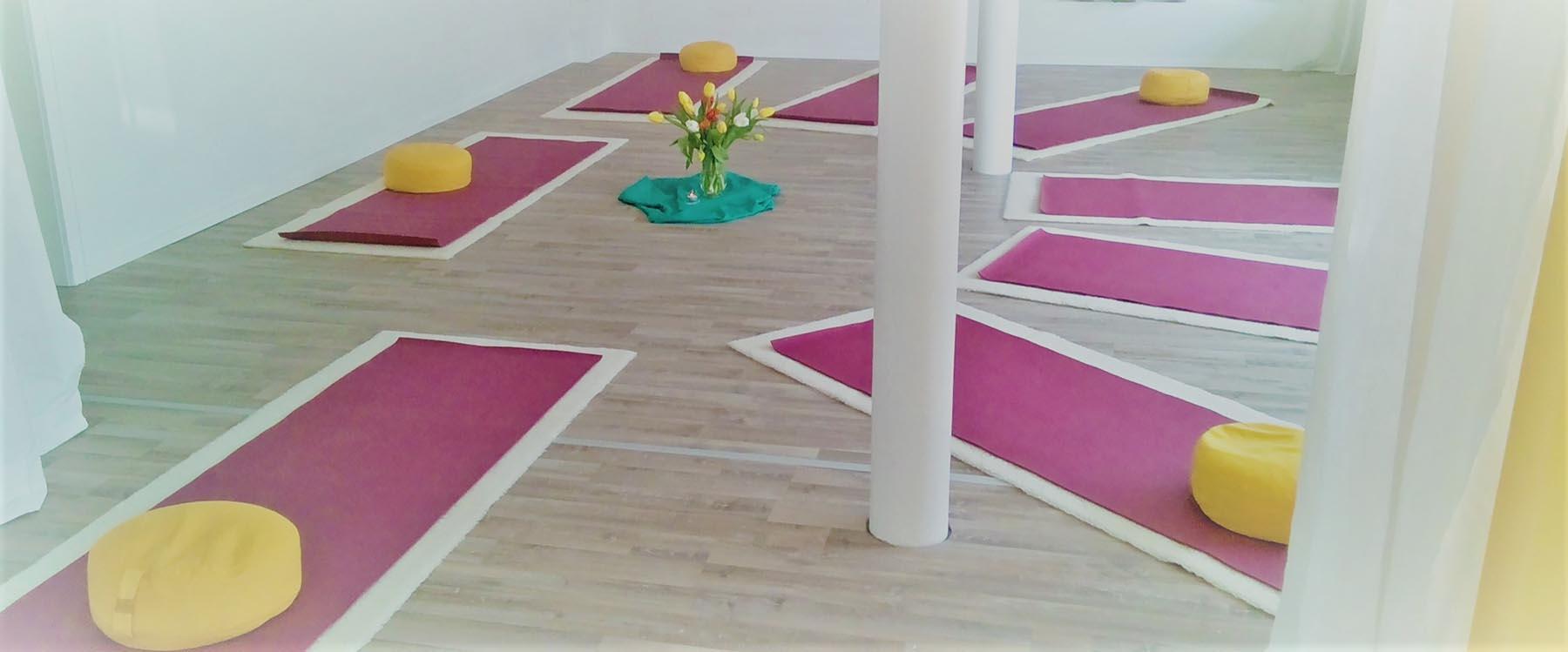Anke Follmer, Tonantzin Yoga & Massage, Yoga Kurse, Yogagarten Aldingen